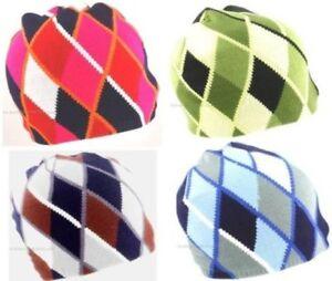 1 Pack Men's Winter Sport Beanie Knit Hat Cap 7 Colors