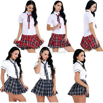 Costume donna Scolaretta School Girl S-XL