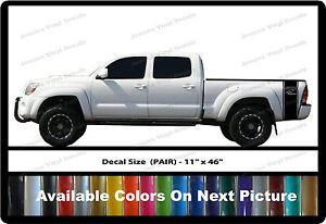 TRD Off Road Truck Bed StripesFits Toyota Truck Custom Decals - Truck decals custom