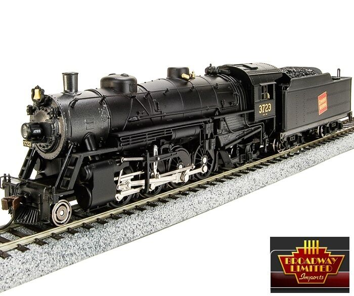 Broadway Limited 4658 HO USRA Light Mikado CN Locomotive w Sound DC  DCC