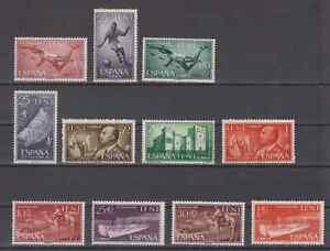 IFNI-ESPANA-ANO-1961-NUEVO-COMPLETO-MNH-SPAIN-EDIFIL-176-86