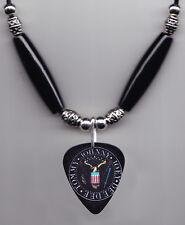 Ramones Color Guitar Pick Necklace