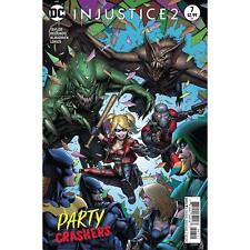 Injustice 2 #34 DC Comics 2018 NM 1st Print