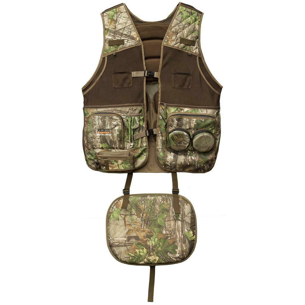 Primos Gobbler Vest Gen 2 Realtree Xtra Green XL 2XL