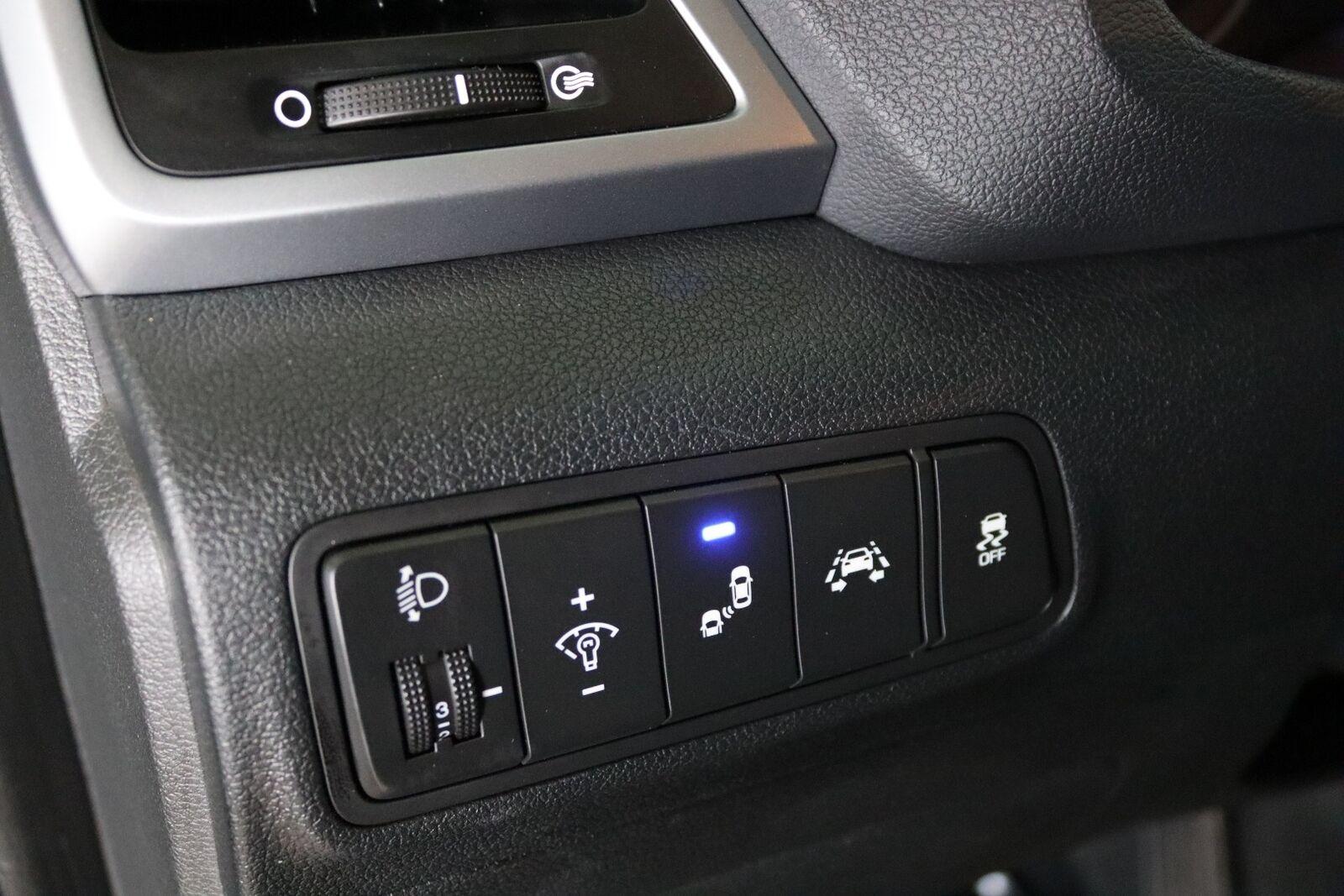 Hyundai Tucson 1,7 CRDi 115 Trend - billede 9
