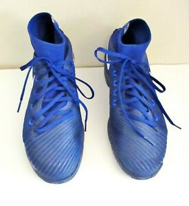Men's Nike Air Zoom Ultrafly Sneakers, Tennis, Shoes, Blue, White, Size 9