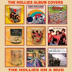 THE-HOLLIES-ALBUM-COVERS-ON-MUGS