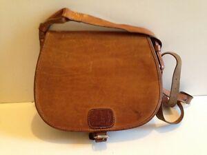 Cuir An Belle Sac 70 Main 60 Besace Vintage A Superbe Qualité 50 wnZqIC1n