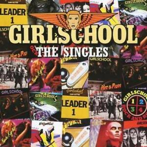 Girlschool-Singles-Collection-CD-2-discs-2007-NEW-Fast-and-FREE-P-amp-P