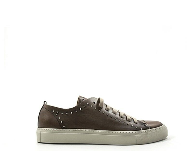 shoes LORENZO TERRA Homme CEMENTO  TRAPPER20VACC-CE