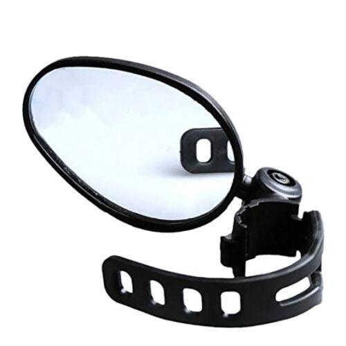 Universal Handlebar Rearview Mirror 360 Degree Rotate Bike MTB Cycling L2O6