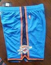 Mens NBA adidas Swingman Oklahoma City OKC Thunder short Medium