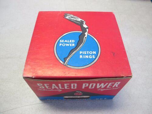 Sealed Power 10182KXSTD Piston Ring Set fits GMC 401 432 Engine