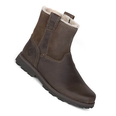 TIMBERLAND WINTER STIEFEL mit Fell Chestnut Ridge Damen