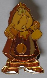 Disney-Beauty-and-the-Beast-Cogsworth-Pin-Retired