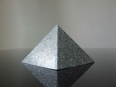 Orgone Grounding Yin Yang Feng Shui Balancing Harmonise Earthing Quartz Pyramid