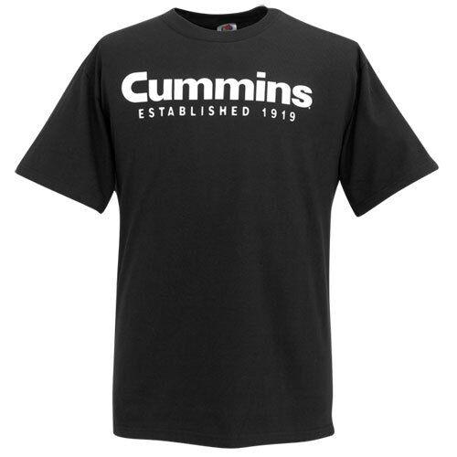 Cummins decal dodge diesel truck shirt 1919 top  short sleeve new X LARGE XL