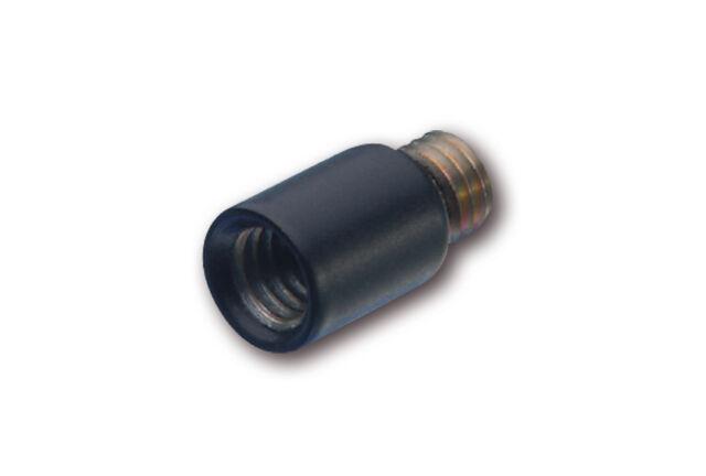 PW 200-048 Micro 1000 + MicroRhombus Verlängerung M6x10 schwarz