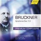 Anton Bruckner - Bruckner: Symphonies Nos. 7 & 9 (2012)