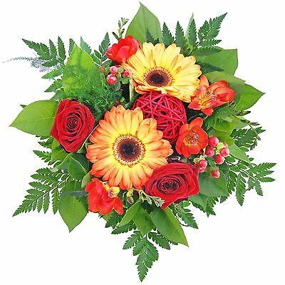 """***blumenversand*** Blumenstrauß """"kleiner Blumengruß"""" Pflanzen, Sämereien & Zwiebeln Blumensträuße"""
