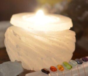 White-Selenite-Candle-Holder-Selenite-Tea-Light-Candle-Holder-Reiki-Chakra-Heal