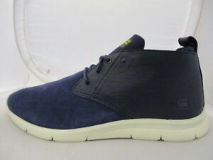 G-Star-Raw-Baskets-Homme-Bleu-Marine-Chaser-Barricade-HI-UK-11-US-12-EUR-45-2833