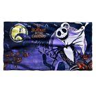 Disney Store Nightmare Before Christmas Beach Towel Jack Skellington Zero NWT