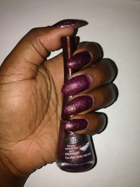 BOURJOIS VERNIS A ONGLE SECONDE , 40 LIKE To mauve it