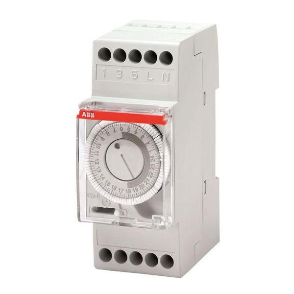 ABB analoge Zeitschaltuhr AT2e mit Tagesprogramm Tagesprogramm Tagesprogramm 1-Kanal | Der neueste Stil  e2e1fa