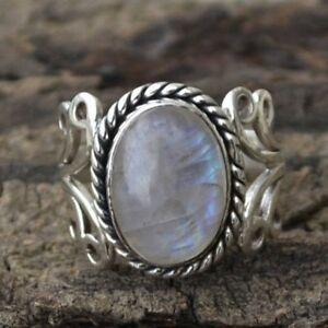 Bague-Pierre-de-lune-en-argent-sterling-avec-pierre-naturelle-ovale-et-retro