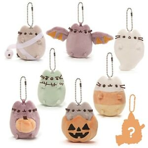 Adaptable Pusheen The Cat: Mini Peluche Halloween Figure * Open Series 4 Gund Trick Ou Treats-afficher Le Titre D'origine 100% De MatéRiaux De Haute Qualité