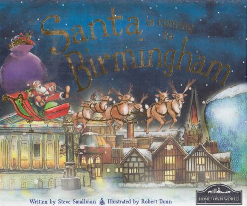 1 of 1 - Santa is Coming to Birmingham by Steve Smallman (Hardback, 2011)