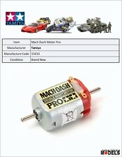 Mini 4wd Motore MACH DASH MOTOR PRO Tamiya 15433 New Nuovo