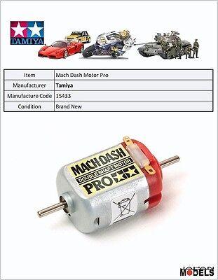 Tamiya 15433 JR Mach-Dash Motor PRO
