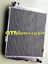Gtm aluminio agua radiador Radiator audi urquattro 10v 20v turbo WR WX gv MB RR