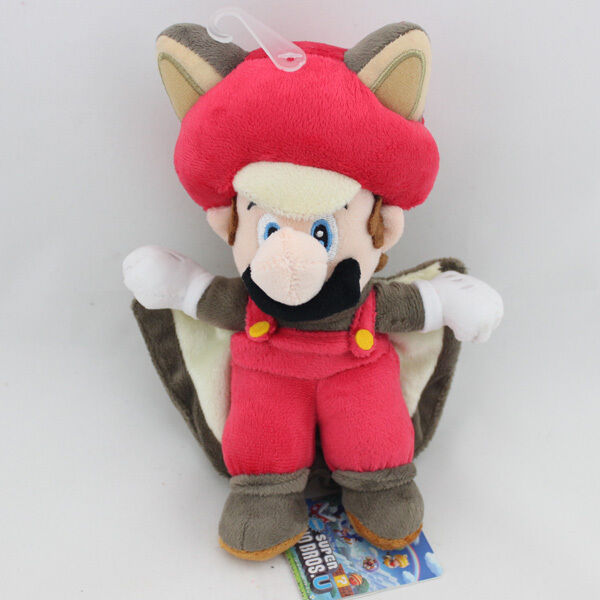 Nintendo Super Mario Series Character Plush Soft Toy Stuffed Animal Cuddly Dolls