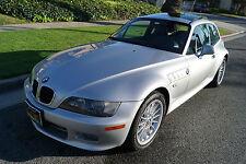 2000 BMW Z3 2.8L RARE & DESIRABLE Z3 COUPE