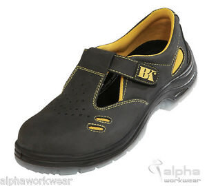 Safety Sandals Steel Toe Cap Shoes Work