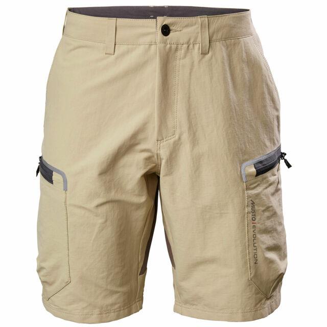 Musto 2020 Evolution Deck UV Fast Dry Shorts Navy EMST025