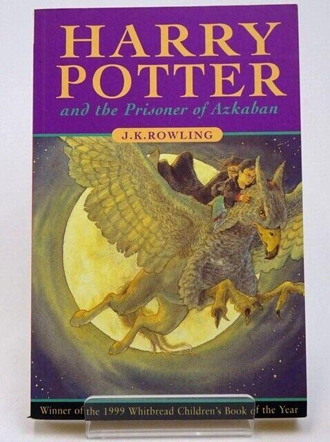 Harry Potter and the Prisoner of Azkaban by J.K.Rowling! Brand New Paperback