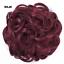 XXL-Scrunchie-Haargummi-Haarteil-Haarverdichtung-Hochsteckfrisur-Haar-Extension 縮圖 53
