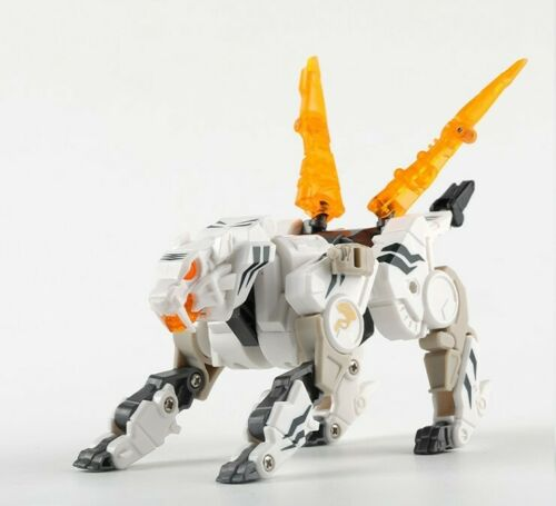 52Toys BeastBOX BB-20BT BENGER White tiger Robotic ChangLong Action Figure