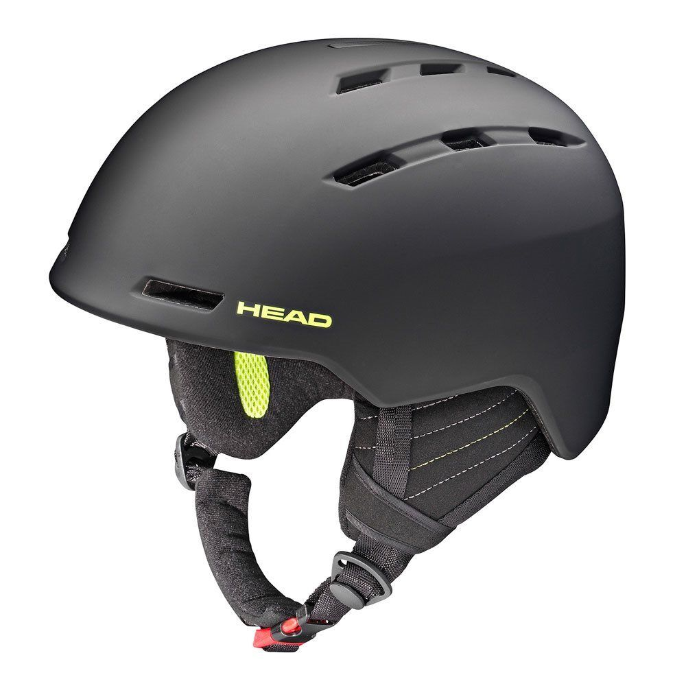 Head Vico Ski Snowboard Helm Schwarz GRÖSSEN M L XL XXL Neu