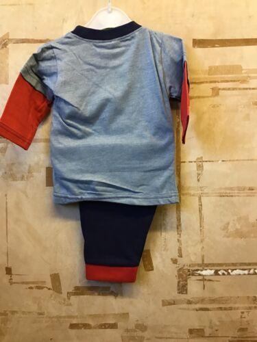 Age 6//12 Months Boys Pyjamas