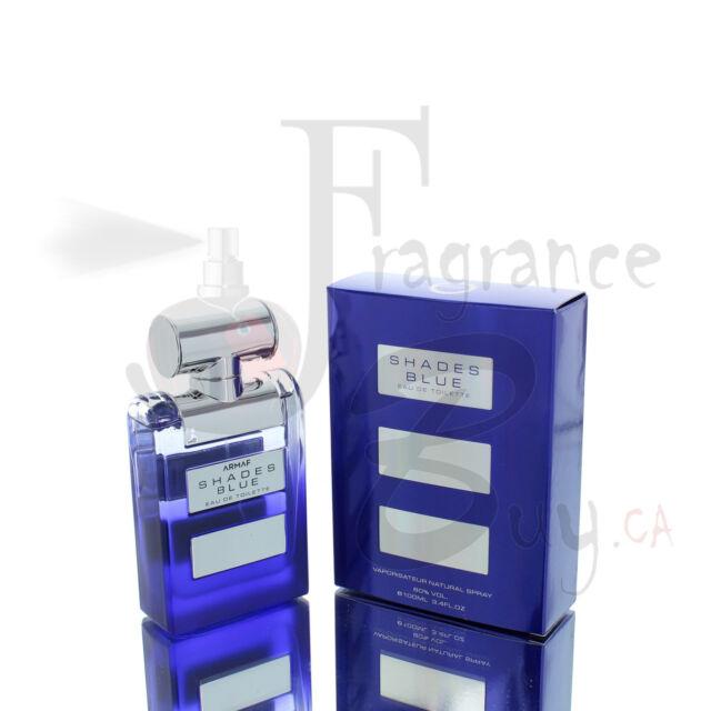 Armaf Shades Blue M 100ml Boxed