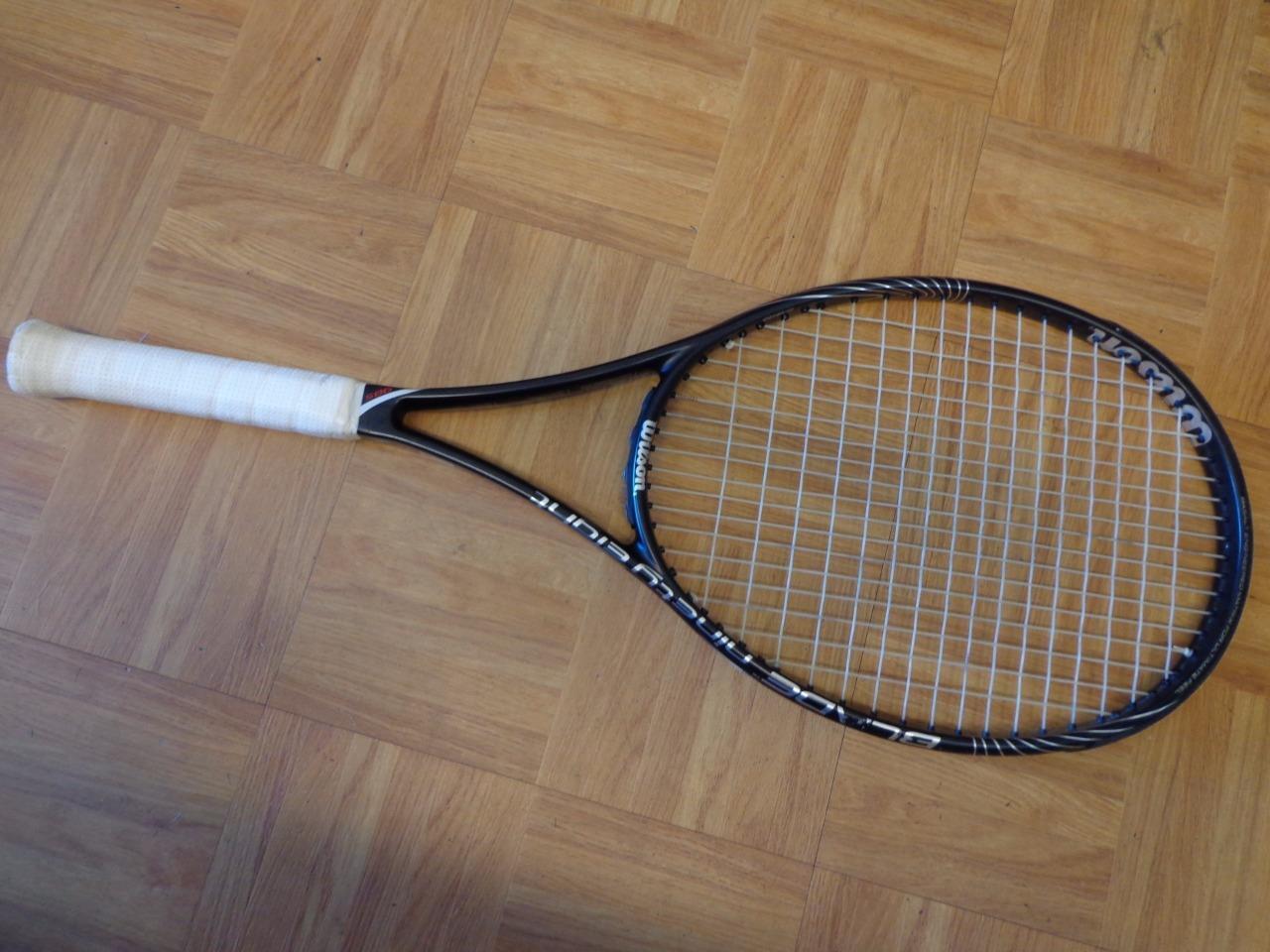 Wilson 2014 Blade 98S Spin Effect 4 3 8 grip Excellent shape Tennis Racquet