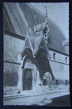 Beaune La porte de L'Hotel Dieu Postcard (P218)