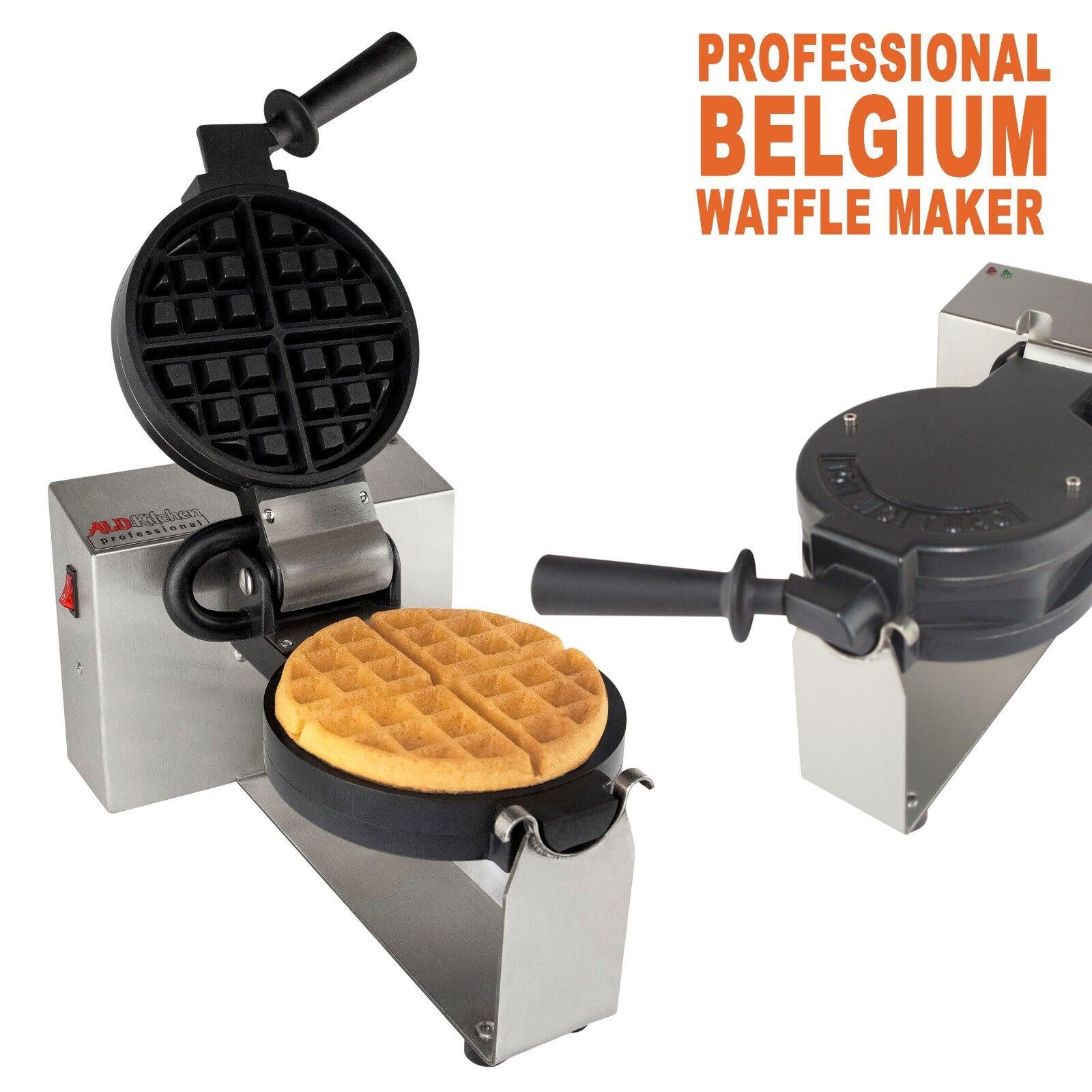 BELGIUM Waffle Maker Professional Non-Baton de fer 110 V (pour la Belgique Gaufre)