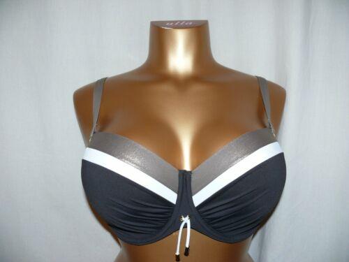 Prima DONNA SWIM vario gusci Bikini-Top Ocean Drive Terra Nova Marrone//Oro NUOVO