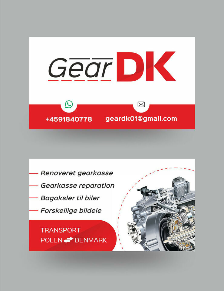 Gearkasse VW GOLF TOURAN PASSAT 2.0 TDi HDU